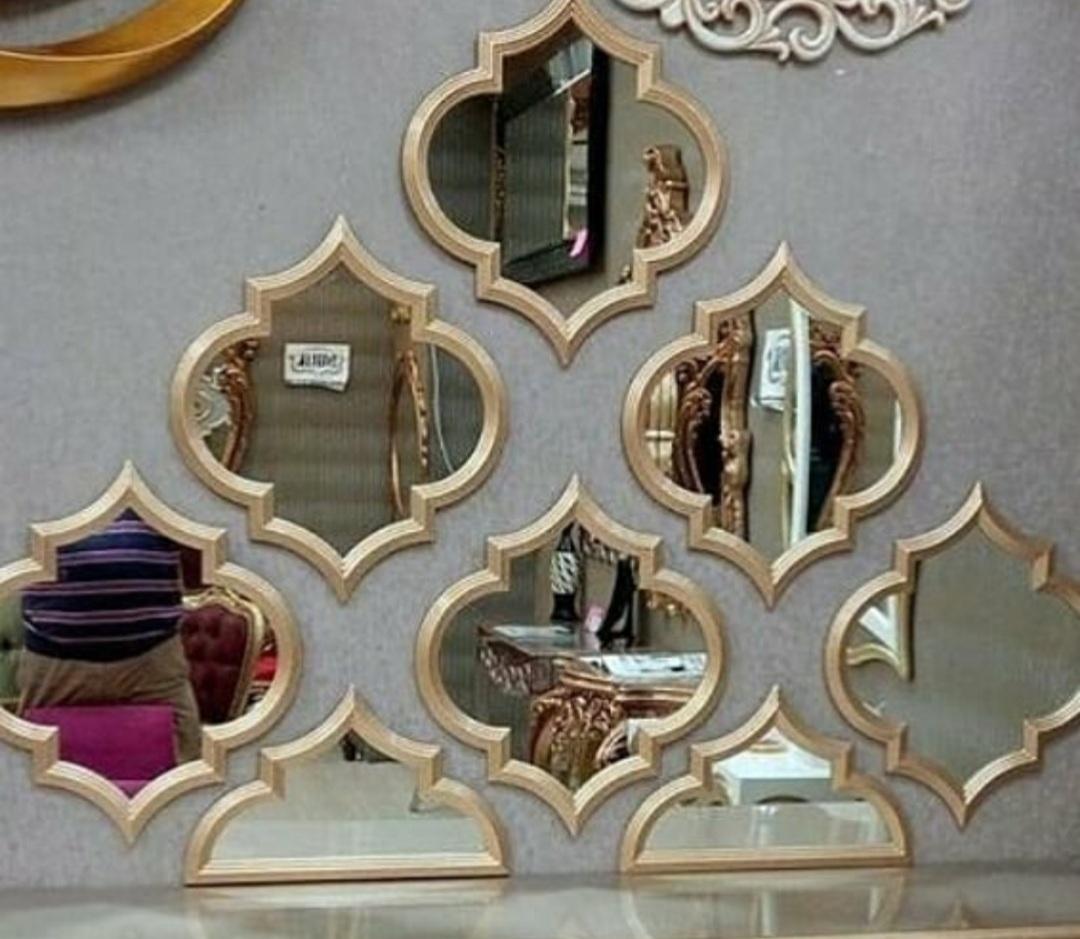 آیینه دکوری دیوارکوب پلی استر