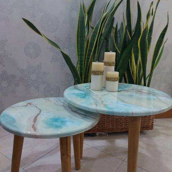 میز عسلی یا جلو مبلی mdf