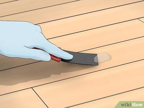 آموزش تمیز کردن رزین روی لوازم